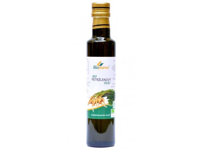 Petržlenový olej BIO - 250ml - Biopurus