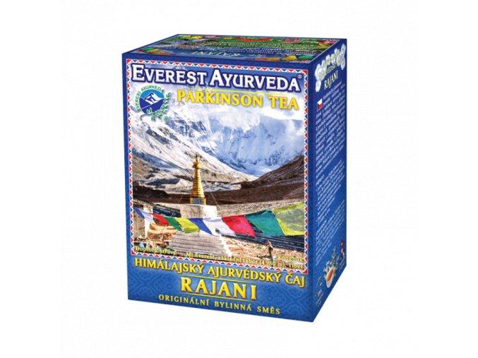 Rajani čaj - Koordinácia & činnosť nervovej sústavy - 100g - Everest ayurveda