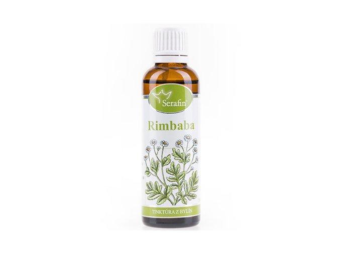 Rimbaba bylinná tinktúra - 50ml - Serafin