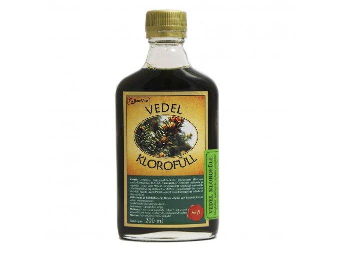 Chlorofyl zo síbírskej jedle tekutý - Ramvita