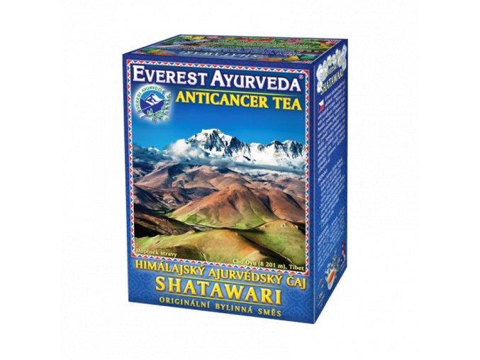 Shatawari čaj - Onkologická terapia - 100g - Everest ayurveda