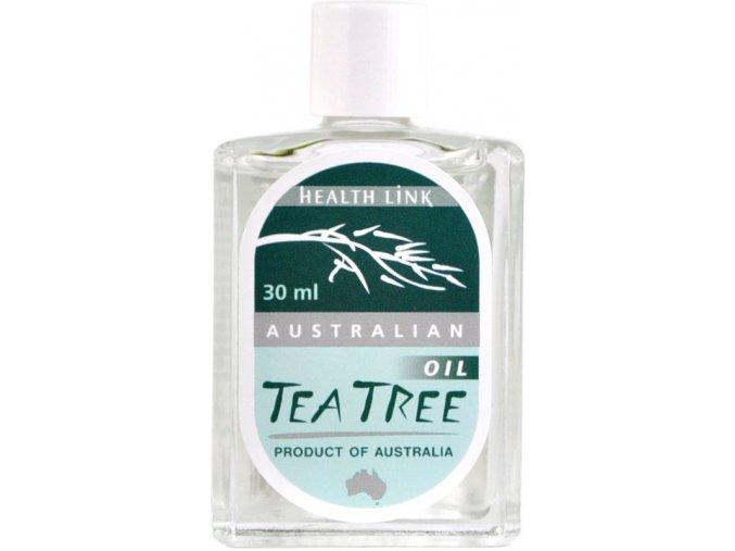 Tea tree olej 100% - Healthlink