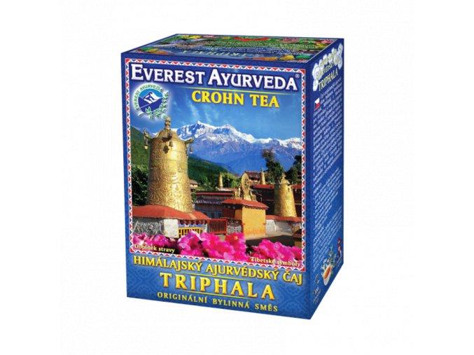 Triphala čaj - Prečistenie tráviaceho ústrojenstva - 100g-  Everest ayurveda