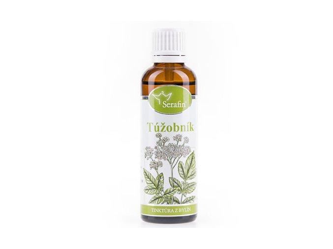 Túžobník bylinná tinktúra - 50ml - Serafin