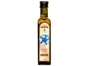 Ľanový olej 100% čerstvý - 250ml - Cannalife
