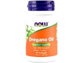 Oreganový olej - 90 kapsulí - NOW foods