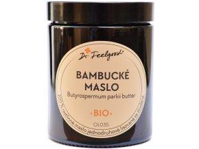 Bambucké maslo 100% BIO RAW - Dr.Feelgood