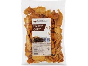 Rascové chipsy - 100g - Damodara