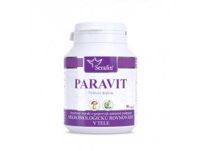 Paravit na parazity a trávenie - 90 kapsúl - Serafin