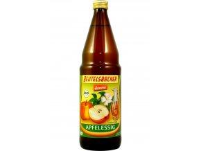 Jablčný ocot nepasterizovaný BIO Demeter - 750ml - Beutelsbacher
