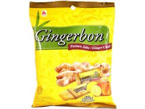 Cukríky zázvorové medové s citrónom - 125g - Gingerbon