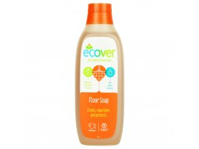 Čistič na podlahy citrón - 1L - Ecover