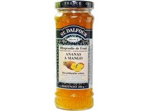 Džem ananás mango - 284g - St.Dalfour