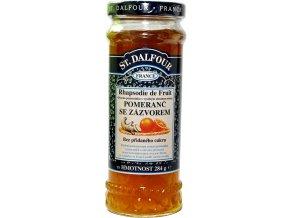 Džem zázvor pomaranč - 284g - St.Dalfour