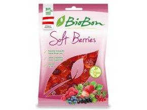 Cukríky želatínové lesné ovocie - 100g - Bio bon