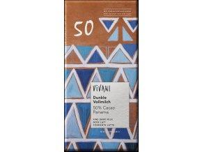Čokoláda mliečna 50% s kokosovým cukrom BIO - 80g - Vivani