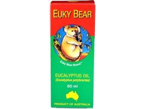 Eukalyptový olej - 50ml - Euky bear