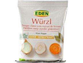 Zeleninový bujón bez droždia Wurzl BIO - 250g - Eden
