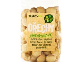 Makadamové orechy - 80g - Country life
