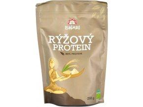 Ryžový proteín 80% BIO - 250g - Iswari
