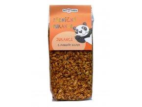 Jukance - pšeničné pukance BIO - 150g - Bio nebio