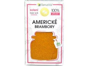Americké zemiaky BIO - 46g - SanusVia