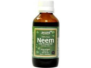 Nimbový olej 100% - 100ml - Ayummi
