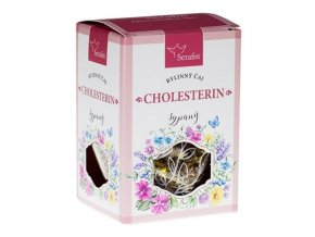 Cholesterin čajová zmes - 50g - Serafin