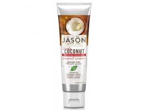 Zubná pasta Simply coconut bieliaca - 119g - JĀSÖN