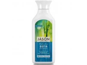 Šampón posiľňujúci BIOTÍN - 473ml - JĀSÖN