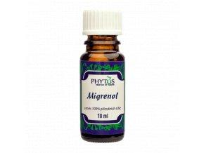 Migrenol prírodný éterický olej 100% - 10ml - Phytos