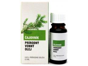Čajovník prírodný éterický olej 100% - 12ml - Savor SK