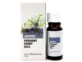 Jalovec prírodný éterický olej 100% - 12ml - Savor SK
