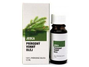 Jedľa prírodný éterický olej 100% - 12ml - Savor SK