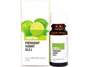 Limetka prírodný éterický olej 100% 12ml Savor SK