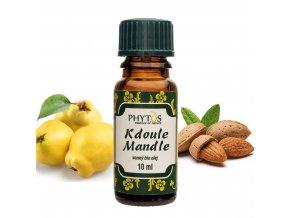 Dula Mandle prírodný éterický olej 100% - 10ml - Phytos