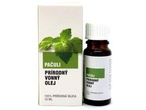 Pačuli prírodný éterický olej 100% - 12ml - Savor SK