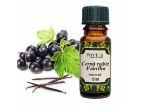Čierna ríbezľa Vanilka prírodný éterický olej 100% - 10ml - Phytos