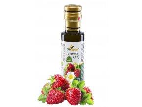 Jahodový olej 100 ml