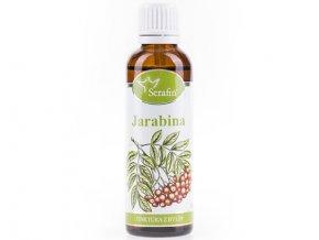 Jarabina vtáčia bylinná tinktúra - 50ml - Serafin