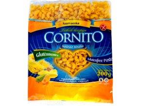 Cestoviny kolienka bezlepkové - 200g - Cornito
