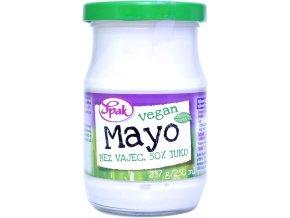 Majonéza vegánska Vegan mayo - 250ml - Spak
