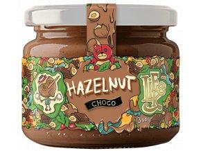Lieskovoorieškový krém s čokoládou - 300g - Lifelike