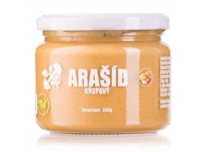 Arašidové maslo chrumkavé - 300g - Lifelike
