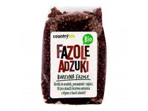 Fazuľa adzuki BIO - 500g - Country life