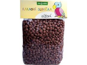 Kakaové slniečka ryžové BIO - 200g - Bionebio