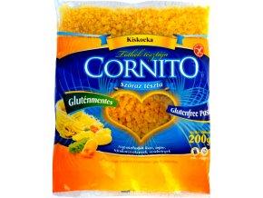 Cestoviny fliačky bezlepkové - 200g - Cornito