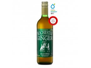 Zázvorový nápoj tradičný Rochester GINGER - 725ml - Rochester Ginger
