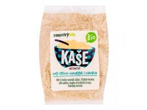 Kaša ryžovo-kukuričná s karobom BIO - 200g - Country life