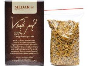 Včelí peľ 100% prírodný produkt - 100g - MEDAR